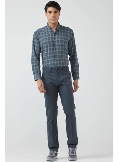 Sementa Erkek Cepli Kanvas Pantolon - Antrasit Antrasit